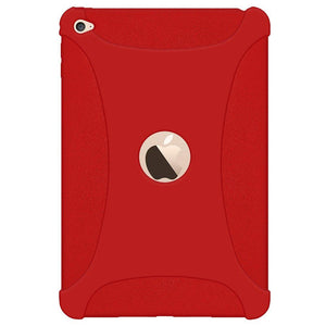 Amzer Silicone Skin Jelly Case - Red for Apple iPad mini