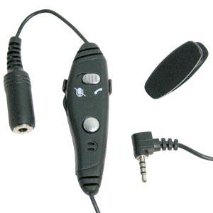 AMZER Adapter for Cell Phone on Stereo Headset