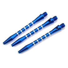 Load image into Gallery viewer, 12 PCS Throwing Toy 53mm Shafts Aluminium 2BA Dart Shaft, Random Color Delivery