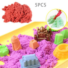 Load image into Gallery viewer, 5 PCS Modeling Clay Ultra-light Clay Magic Modeling Sand Putty, Random Color Delivery