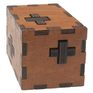 Wooden Adult Educational Toys Recreational Toys Swiss Cube