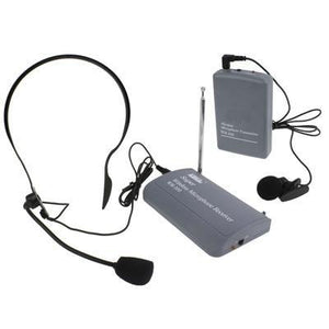Wireless Microphone / Clip-On Microphone  / Headset Microphone (SH-600)