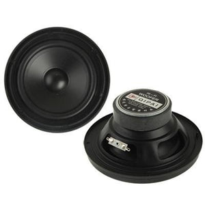 30W Midrange Speaker, Impedance: 8ohm, Inside Diameter: 4.5 inch(Black)