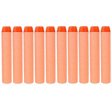 Load image into Gallery viewer, 10 PCS 7.2cm EVA Soft Blaster Darts Bullets(Orange)