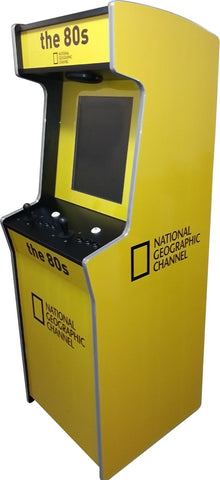 national geographic gaming cabinet