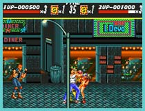 Streets of Rage Classic Game