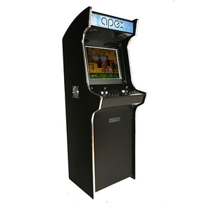 apex retro games cabinet