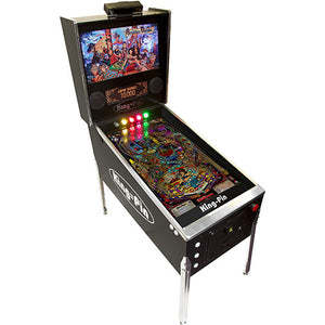 king-pin ex pinball with 3D upgrade