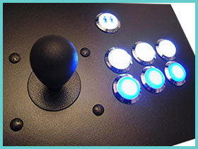 GT Illuminated Buttons