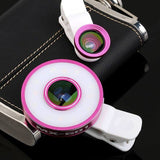 6 in 1 Universal Phone Camera Lens Lens for Smartphones