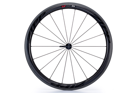 Zipp 303 Carbon Clincher - Front Wheel - Black Decal