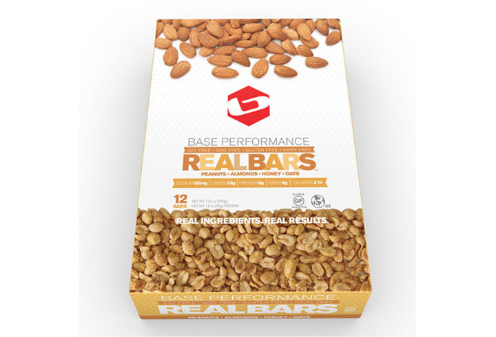 Base Performance Real Bars