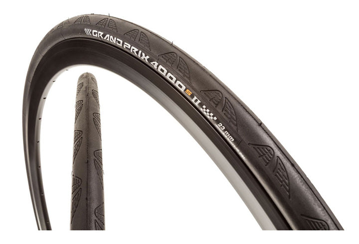 Continental GP4000S II Black Chili Folding Tires