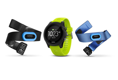 Garmin Forerunner 935 Force Yellow Tri Bundle