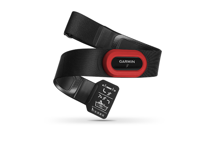 Garmin HRM4-Run Premium HR Strap