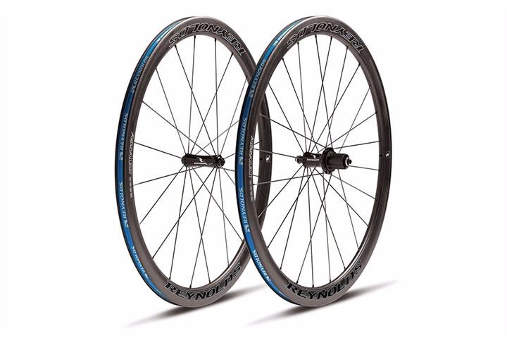Reynolds Assault Carbon Clincher 11S Wheelset