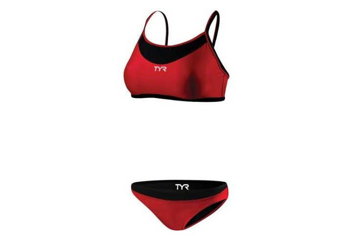 TYR Competitor Thin Strap Rev 2 Piece - Women's