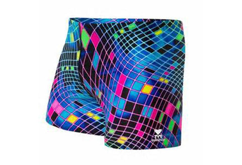 TYR Disco Inferno All Over Square Leg Suit - Men's