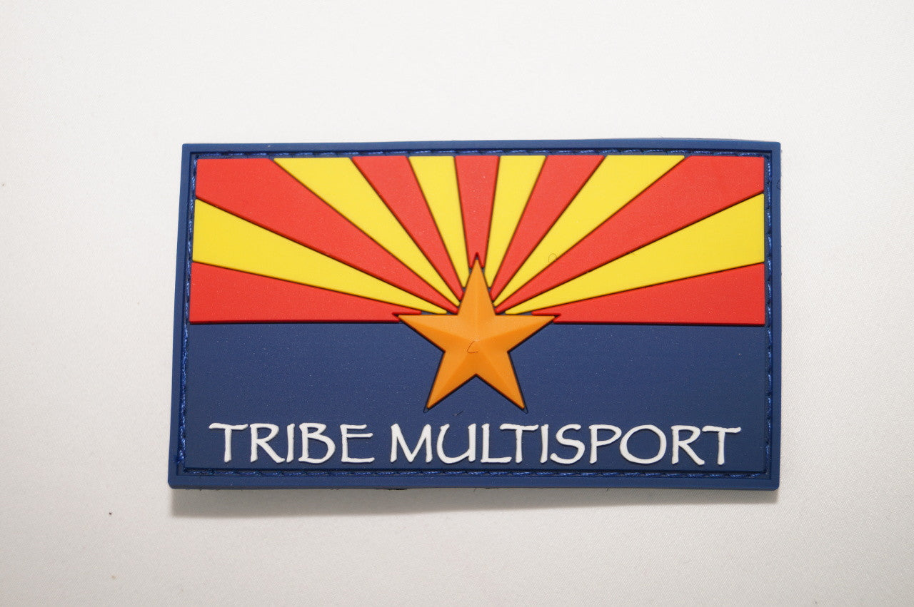 Tribe Multisport Polymer Patch w. Velcro Backing