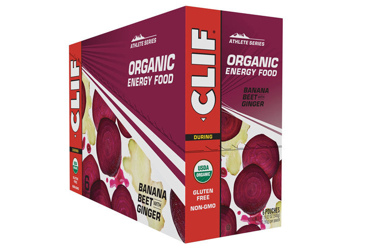 Clif Organic Energy Food