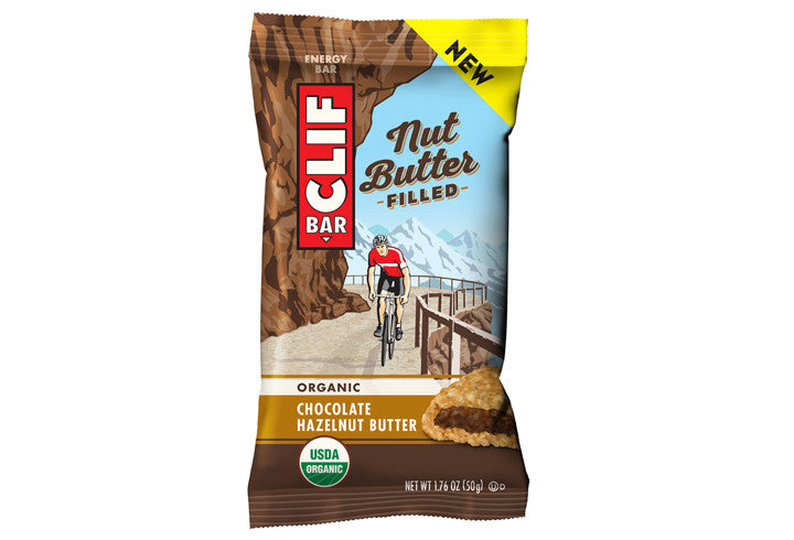 Clif Bar Nut Butter Bars
