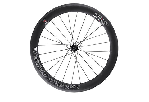 Profile Design 58 TwentyFour Series Carbon Clincher Rear Wheel