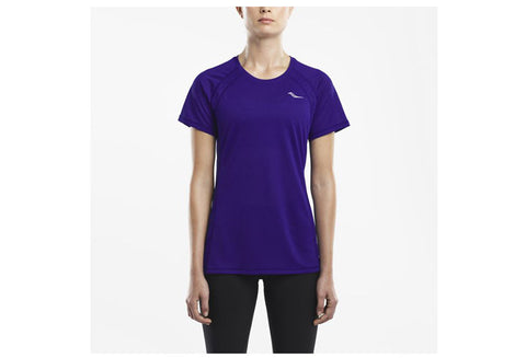 Saucony HydraLite Short Sleeve - Women's