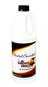 The Grout Doctor® Neutral Cleaner Concentrate
