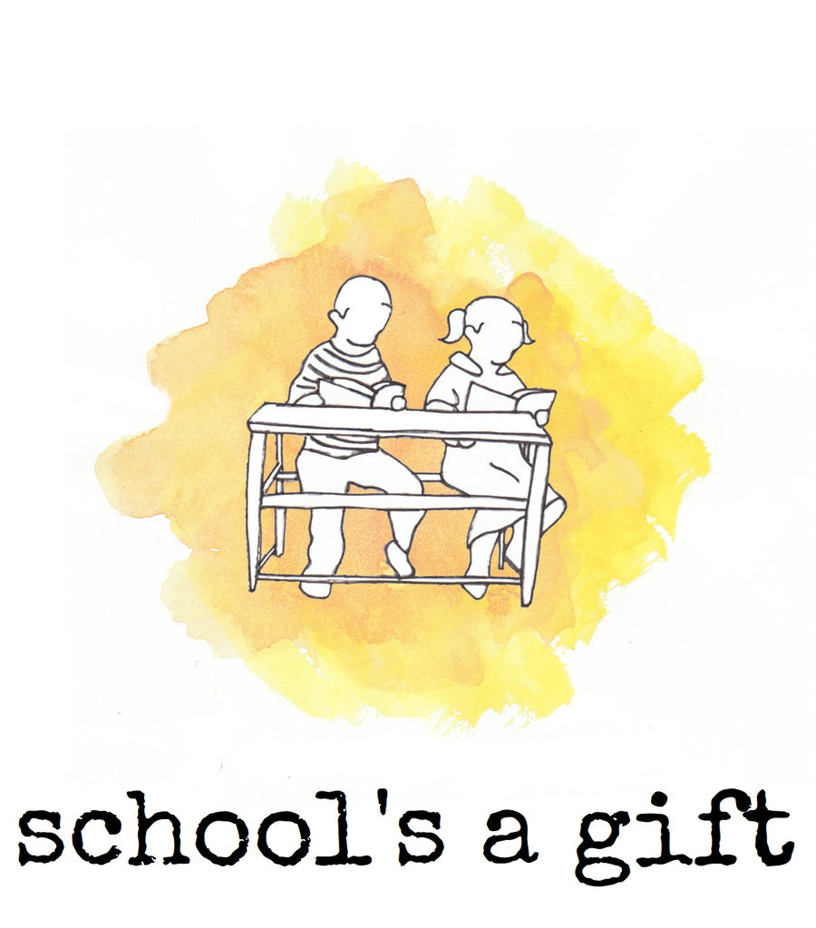 New Range Supporting School's a gift