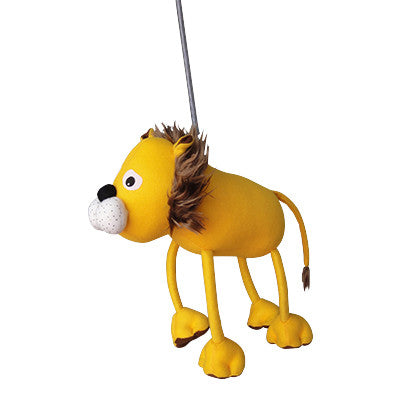Pony Lane Hanging Animal - Lion