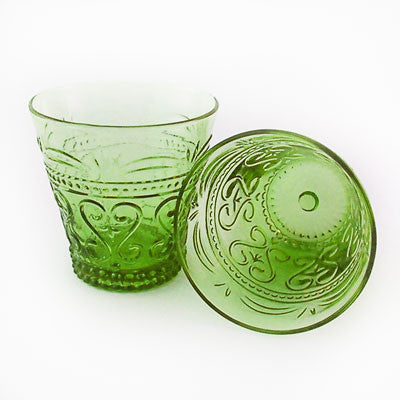 Pony Lane Regal Tumbler in Lime Green