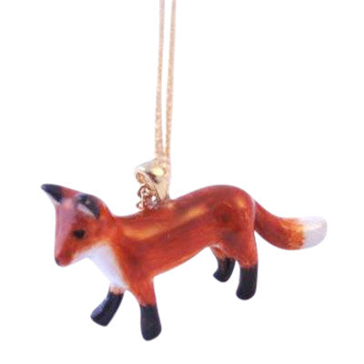 Craft Me Up Forest Fox Necklace