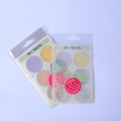 Washi Sticker Decorations