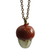 Pony Lane Acorn Top Necklace