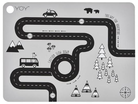 OYOY Silicone Placemat - Adventure