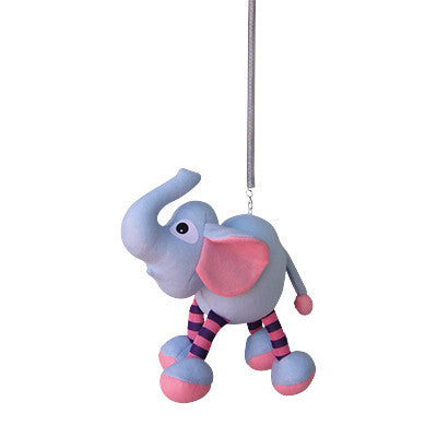 Pony Lane Hanging Animal - Elephant