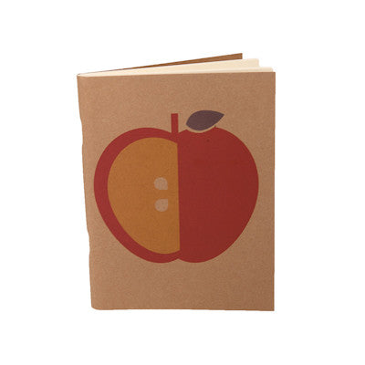 Pony Lane A5 An Apple a Day Notebook
