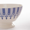 Pony Lane Blue Stripes Nordic Bowl