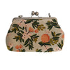 Big Bobble Shoulder Purse - Rifle Paper Co Citrus Floral