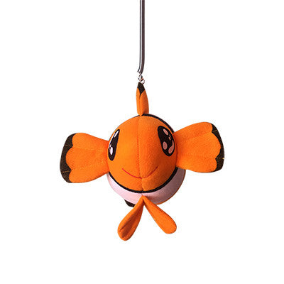 Clown Fish Hanging Spring Toy