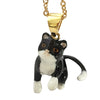 Pleading Cat Necklace