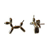 Craft Me Up Petite Sausage Balloon Dog Earrings