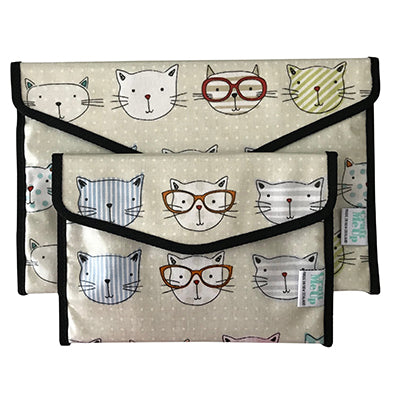 Tablet Cover - Crazy Cats
