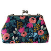 Big Bobble Shoulder Purse - Rifle Paper Co Les Fleurs