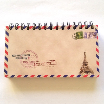 Pony Lane Airmail + Le Eiffel desk organiser
