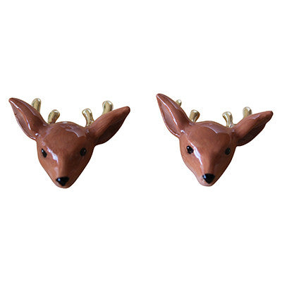 Craft Me Up Deer Earrings