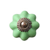 Pony Lane Ceramic Drawer Knob in Mint