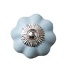 Pony Lane Ceramic Drawer Knob in Dove Grey