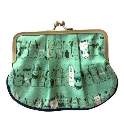 Bunnies Coin Purse