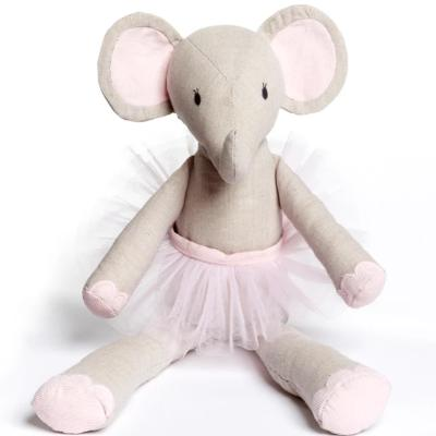Emme Elephant Soft Toy